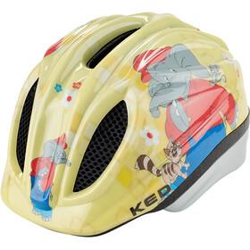 KED Meggy II Originals Kask rowerowy Dzieci, benjamin blümchen
